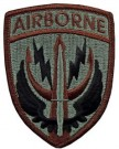 Special Operations Command  CENTRAL ACU Kardborre