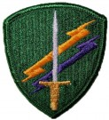 Special Operations Command Psych. Ops. patch färg