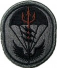 Special Operations Command South Tygmärke ACU