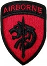 Special Operations Element Africa Airborne Färg