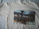 T-Shirt Battle of Corinth 1862 CSA Rebel: XL