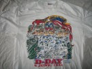 T-Shirt D-DAY US Army 50th Anniversary: XL