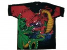 T-Shirt Dragons: XL