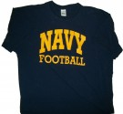 T-Shirt Expect to win US Navy Football: XXXL