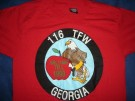 T-Shirt Georgia Air Guard 116th TFW: M