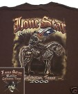 T-Shirt Lone Star Rally Galveston, Texas, CSA: XL