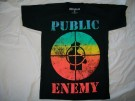 T-Shirt Public Enemy: S