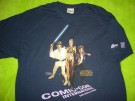 T-Shirt Star Wars Comic Con, Cali: XL