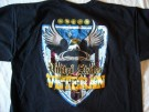 T-Shirt US Army Veteran: XL