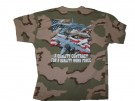 T-Shirt Work Force USAF: XXL