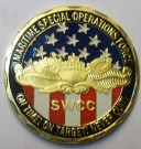 Challenge Coin US Navy SEALs SWCC