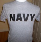 T-Shirt NAVY US Navy Soffe original: M