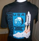 T-Shirt NASA Kennedy Space Center: L