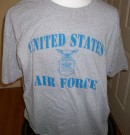 T-Shirt USAF US Air Force: XXL