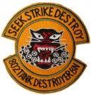 Tank Destroyer 802nd Bn