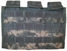 Triple Mag. Pocket 30 Round Molle II ACU original