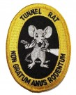 Tunnel Rat Tygmärke Vietnam War