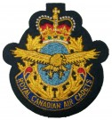 Royal Canadian Air Cadets Tygmärke Canada