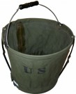 Water Bucket Collapsible Vietnam 1967 original