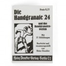 Handgranat HGR24 M24 Manual WW2 repro