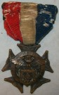WWI Victory Medalj New Jersey