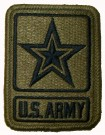 Army Star US Army Kardborre Multicam OCP