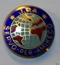 International Police Association IPA Lapel Pin