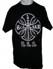 T-Shirt Big Bad Loud Proud USA: M