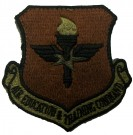 Air force Patch USAF Training Command Kardborre
