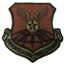 Air force Patch USAF Strike Command Kardborre
