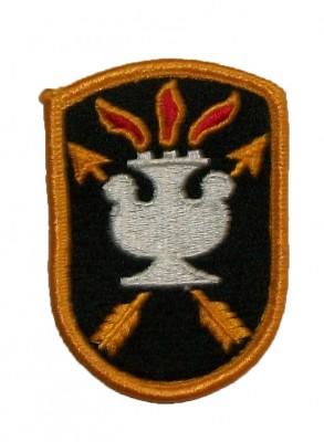 Special Forces JFK Special Warfare patch färg