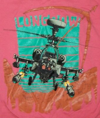 T-Shirt+USAF+Longbow+Any+time,+Any+Where:+M