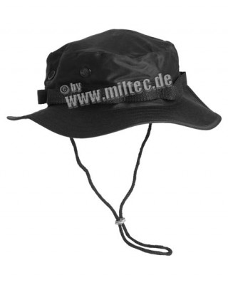 Boonie Hat Hot Weather Special Ops. Black