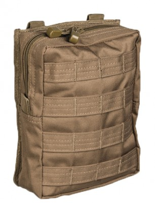 First Aid Kit Original 43-delar Molle Tan Coyote