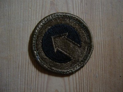 1st Logistical Command Combat patch Subdued