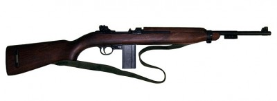 Garand M1 Carbine WW2 replika