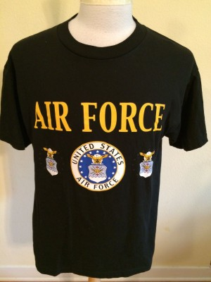 T-Shirt USAF US Air Force: L