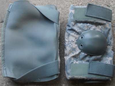 Elbow Pads ACU Digital US Army Original