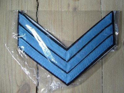 Chevrons Sergeant Union Infantry