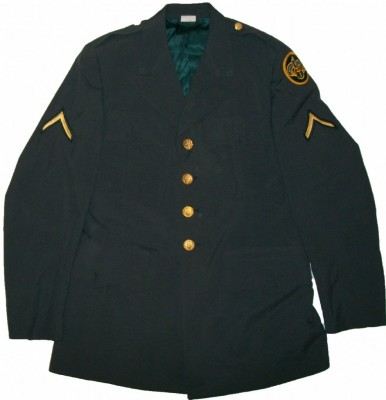 Coat US Army 3rd Cavalry: US 38R