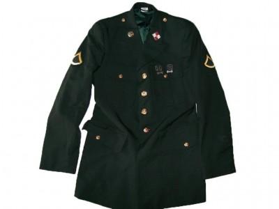 coat us army private + awards 39l uniformer   utrustning u s f7a9059fffb9c
