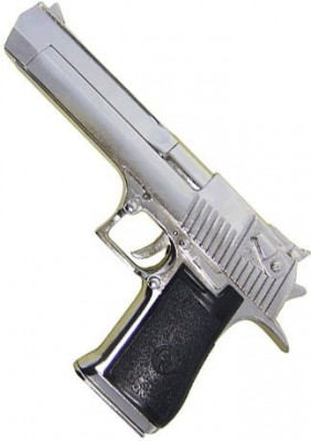 Desert Eagle Silver US Army repro