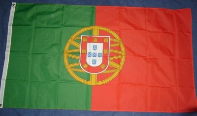 Flagga Portugal