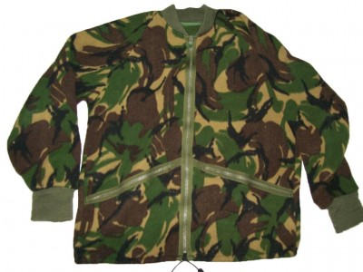 Fleece+DPM+Woodland+Combat