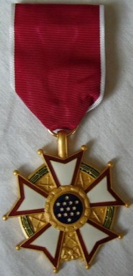Legion of Merit Medalj