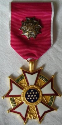 Legion of Merit Officer Medalj
