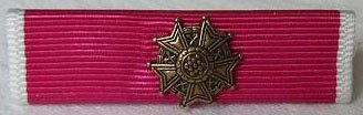 Legion of Merit Officer Släpspänne