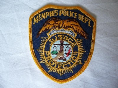 Memphis Police Department Tennessee