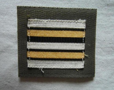 Rank Lieutenant-Colonel Legion Etrangere couleur