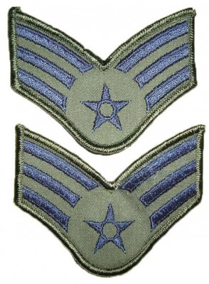 Rank+USAF+Senior+Airman+OD